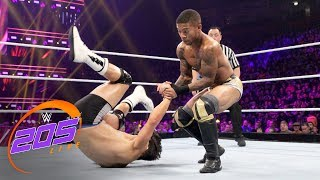 Lio Rush vs. Josh Morrell: WWE 205 Live, Nov. 7, 2018