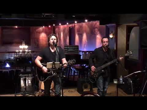 Matthew Pablecas, Brian Sheridan and Cousin Bill - Don't Stop Believing - Acoustic