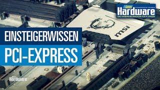 PCI-Express - Quellen und Verbraucher erklärt / PCGH Einsteigerwissen