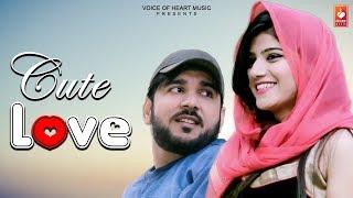 Cute Love (Official ) New Haryanvi Songs Haryanavi 2019 |Tr , Khalifa , Nitika Malhotra