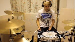 Video Alone - Alan Walker Drum Cover download MP3, 3GP, MP4, WEBM, AVI, FLV Maret 2018