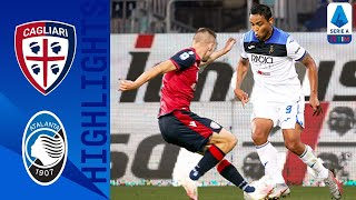 Cagliari 0-1 Atalanta | Luis Muriel Penalty Decides The Game! | Serie A Tim
