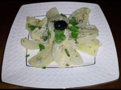 salade-fenouil-سلطة-الشمر-(سلطة-البسباس)