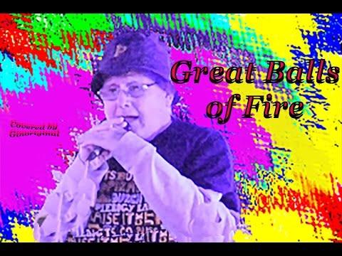 GinOriginal Great Balls of Fire