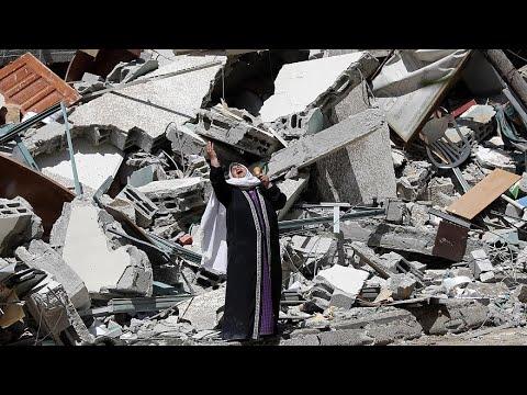 من قلب الموت والدمار في غزة.. صحفية فلسطينية تتحدث لـ-يورونيوز-  - نشر قبل 22 دقيقة