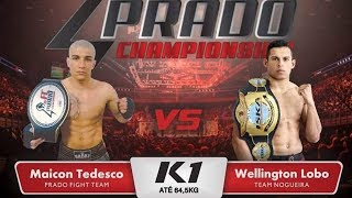 prado-fight-4-k1-pro-wellington-lobo-vs-maicon-tedesco