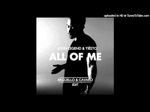 22 - All Of Me (Tiësto's Birthday Treatment Remix Radio Edit) - John Legend