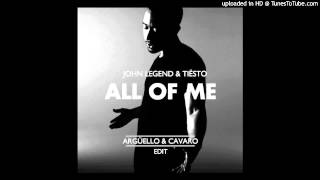 22 All Of Me Tiësto S Birthday Treatment Remix Radio Edit John Legend