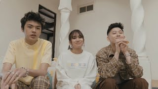 """Behind the scenes of """"California"""" with Rich Brian, NIKI, and Warren Hue"""