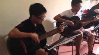 Hoài cảm - hoà tấu guitar