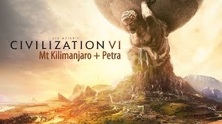 Civilization 6 - Best city ever? - Great tile yields