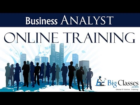 Business Analyst Online Training | BA Tutorials