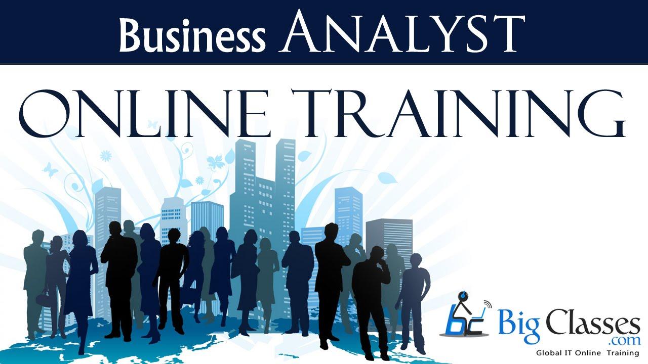 Business Analyst Training Business Analyst Tutorial Bigclasses