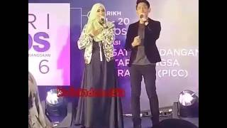 Khai Bahar ft Siti Nordiana - Memori Berkasih Live Di Putrajaya