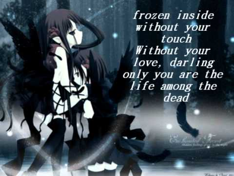 Nightcore  Bring Me To Life w Lyrics