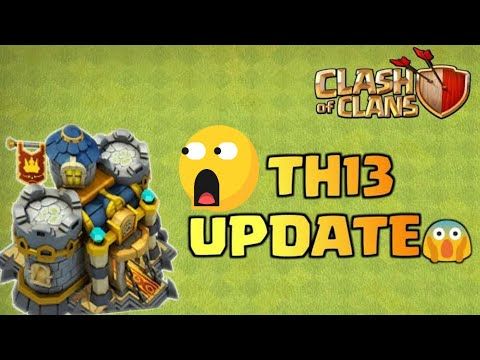 Clash Of Clans New The13 Update 😱 | Yeti Troops For The13 | Ice Wizard For Limited | Proknock