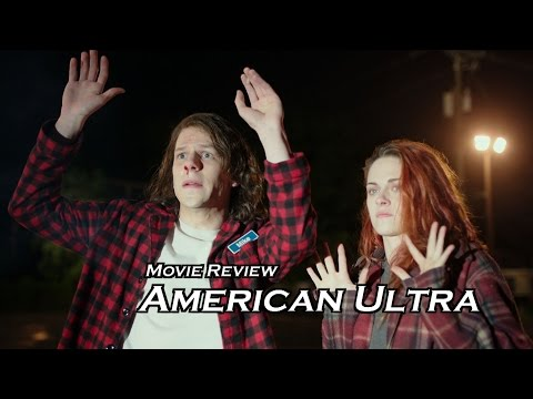 Movie Review : American Ultra with Jesse Eisenberg