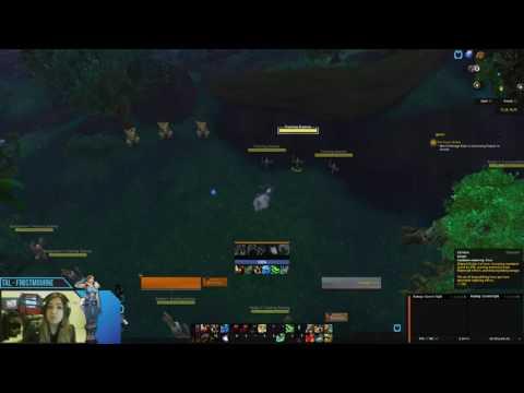 World Of Warcraft | Feral Druid WeakAuras | Legion