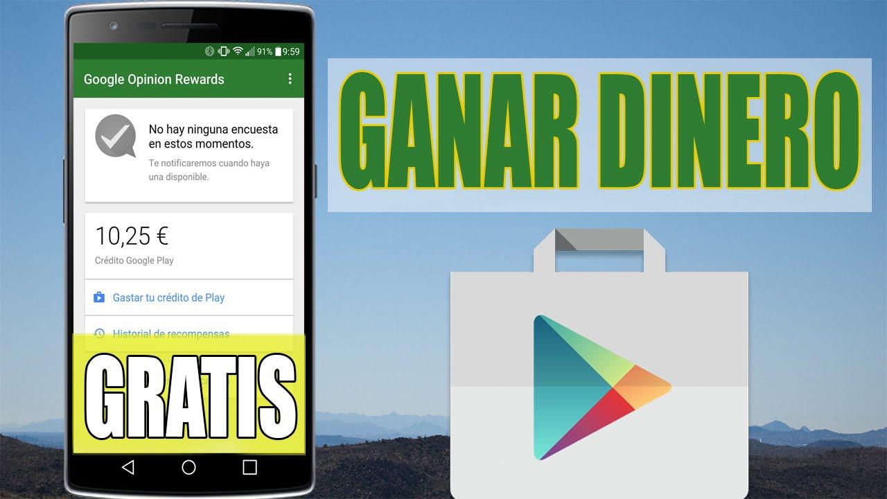 Ganar Dinero De Google Play Gratis 2016 2017 Youtube