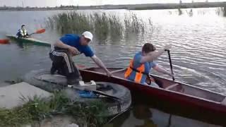 каноэ обучение canoe training гребля на байдарках recovery оздоровление детский спорт