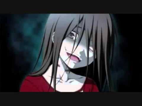 Creepy Little Girl Wallpaper Art Sachiko S Laugh Youtube