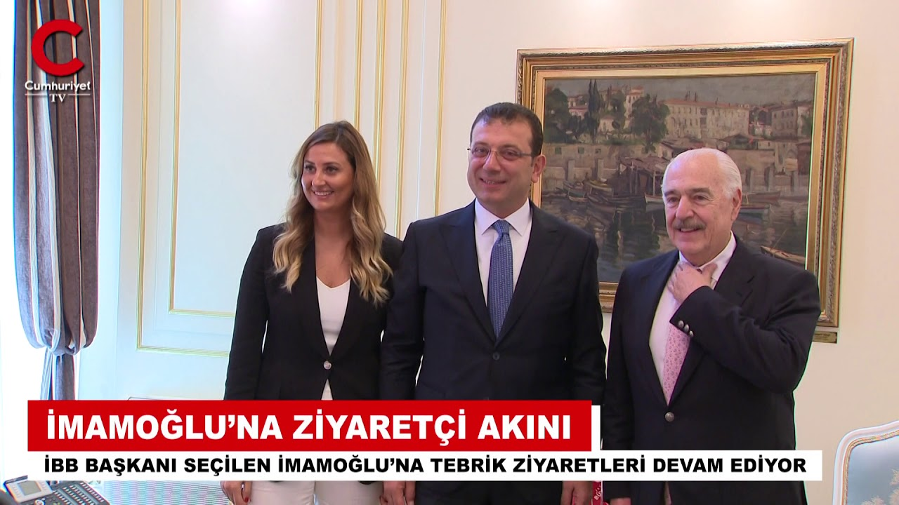 """Eski liderden Ekrem İmamoğlu'na; """"Bütün dünya İstanbul'u izliyor."""""""