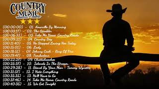 Best Classic Relaxing Country Songs Collection - Greatest Old Country Music Hits Of All Time