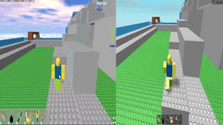 ROBLOX - 2006 vs 2016
