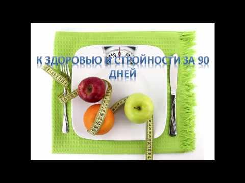 90-дневная диета раздельного питания (диета на 90 дней