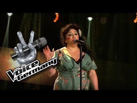 Dream A Little Dream -  Doris Day | Yvonne Kamermann | The Voice of Germany 2016 | Blind Audition