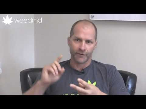 WeedMD CFO Keith Merker on CTVLondon