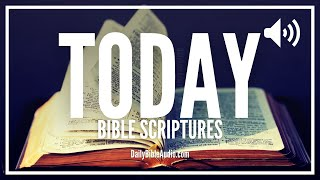 Bible Verses For Toḋay | 12 Scriptures To Make Today Amazing