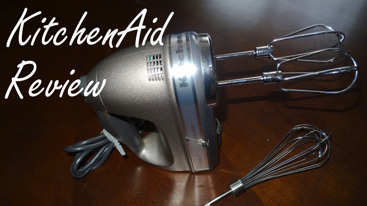 Kitchenaid Review Kitchenaid Architect Hand Mixer Review