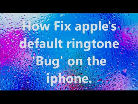 How to Fix My Iphone Ringtone keeps Changing Back To Default Ringtone / Ringtone Missing Fix