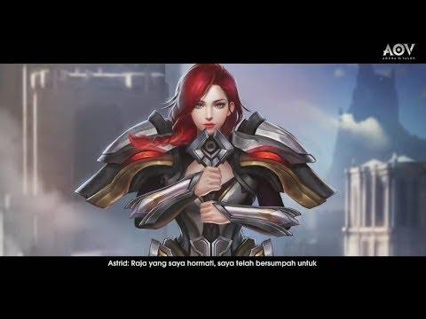 Trailer Astrid   (AOV) Arena Of Valor