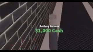 INSTANT BANK MONEY GLITCH - Roblox Jailbreak Glitches (Patched 16 Feb 2019)