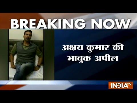Akshay Kumar Slams People Fighting Over Proof Of Surgical Strikes