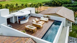 Residential Rooftop Swimming Pool Idea Home Swimming Pool Rooftop Swimming Pool Home Plus Youtube