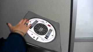Les Numériques : Robot nettoyeur de vitres Ecovacs Winbot 930, mise en fonction