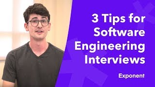 Tips for your Software Engineering Interview