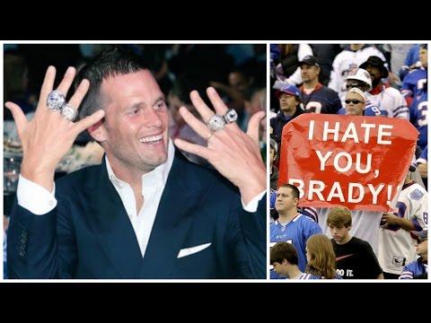 10 Reasons why People HATE Tom Brady