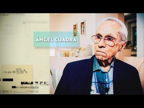 """""""VOCES DE CUBA"""" PROGRAMA 33 - ÁNGEL CUADRA"""
