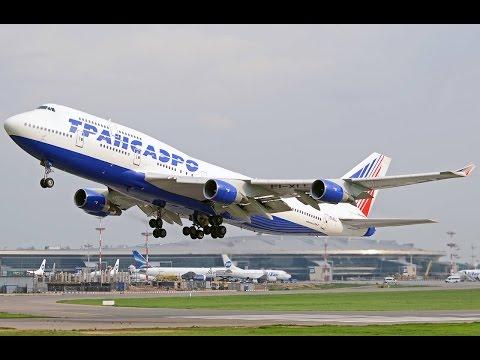Видео Симулятор самолета боинг 747 играть онлайн