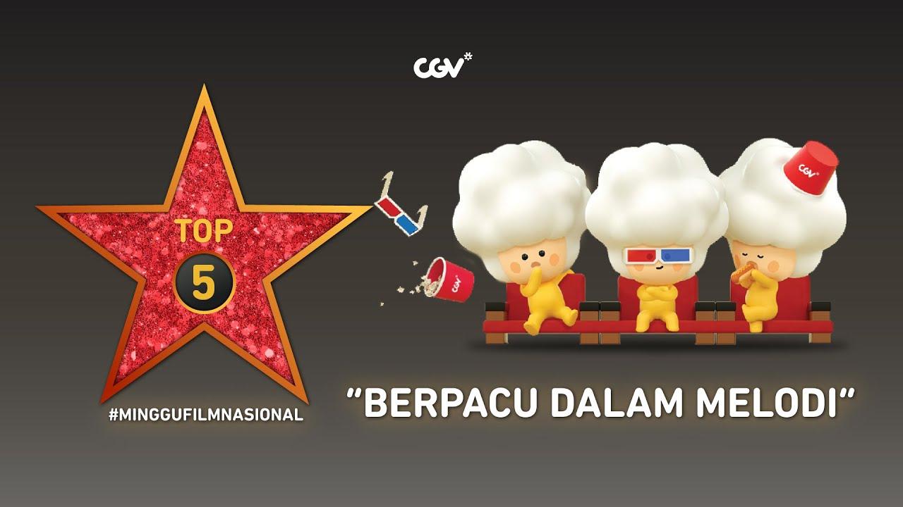 Top 5 Film Indonesia Bertema Musik