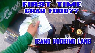 GRAB FOOD WALANG MAKUHA BOOKING | FIRST TIME SA GRAB FOOD DATING GRAB EXPRESS screenshot 4