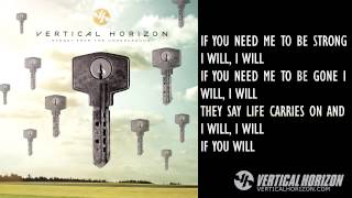 Watch Vertical Horizon Frost video