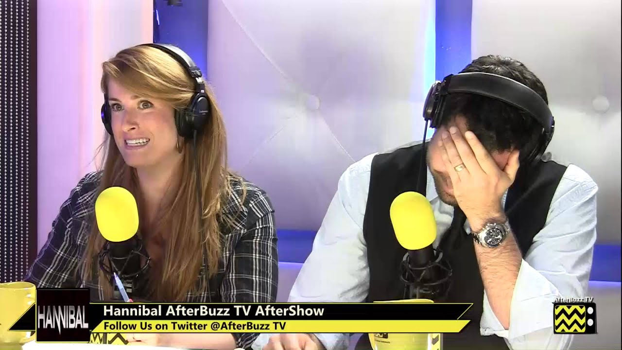 """Download Hannibal After Show Season 1 Episode 9 """" Trou Normand """" 