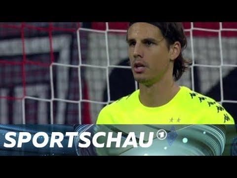 DFB-Pokal: Düsseldorf gegen Gladbach - die Zusammenfassung | Sportschau
