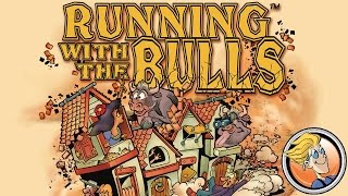 Running with the Bulls — Origins Game Fair 2016
