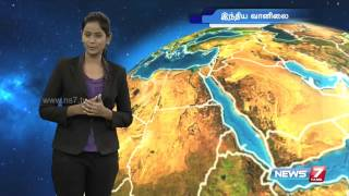 Weather Forecast | 23.04.2016 | News7 Tamil